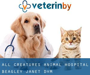 All Creatures Animal Hospital: Beagley Janet DVM