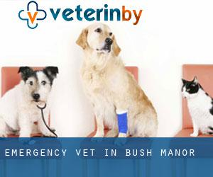 Emergency Vet in Bush Manor