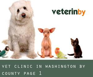 Vet Clinic in Washington by County - page 1