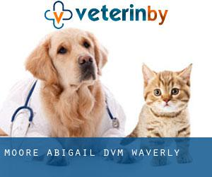 Moore Abigail DVM Waverly