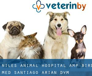 Niles Animal Hospital & Bird Med: Santiago Arian DVM