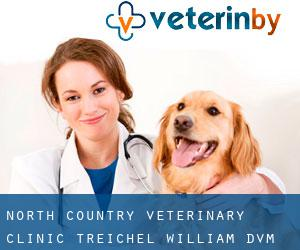 North Country Veterinary Clinic: Treichel William DVM