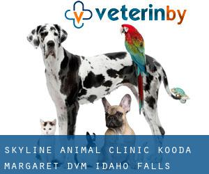Skyline Animal Clinic: Kooda Margaret DVM (Idaho Falls)