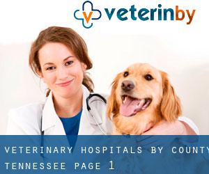 Veterinary Hospitals by County (Tennessee) - page 1